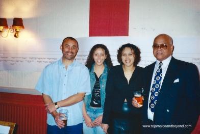 Rob, Deena, Lisa, Rennie