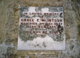 1937 Grace Emily McIntosh