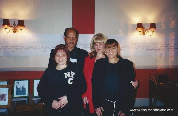 Ainsley, Lyn, Tracey, Linsey