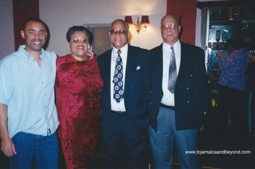 Rob, Elinor, Renford, Clinton