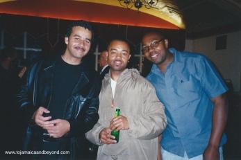 Paul, Gary, Chris