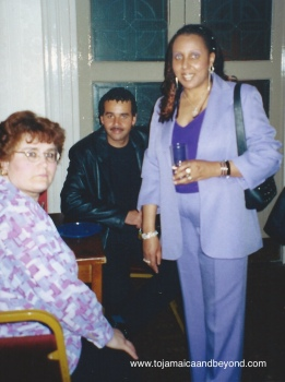 Paul, Jackie, Sue