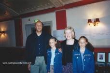 Terry, Sarah, Jade, Marriete
