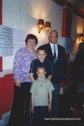 Sue, Clinton, Ryan, Josh