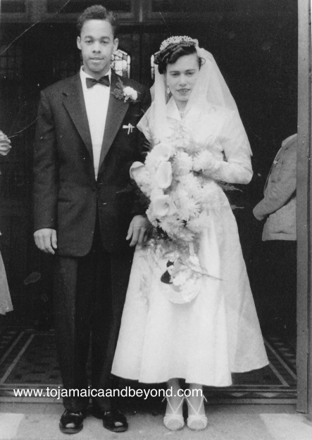 Renford and Ivorine Marriage