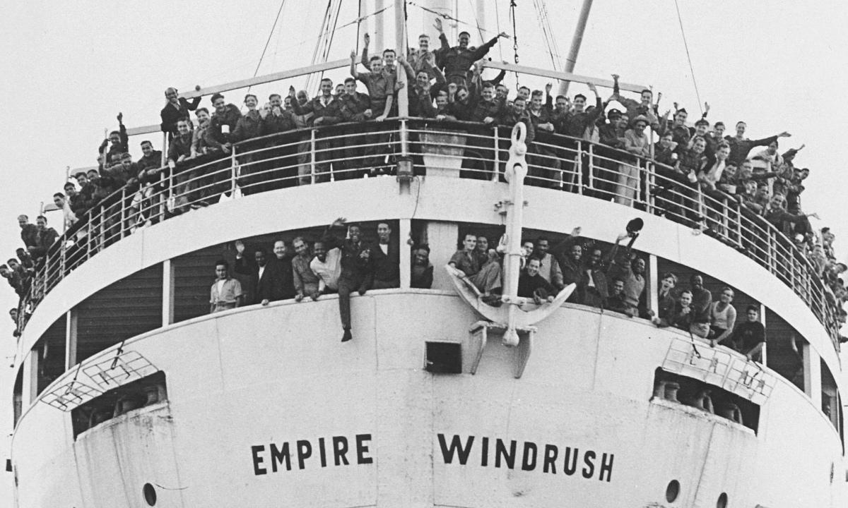 1948 - The Windrush