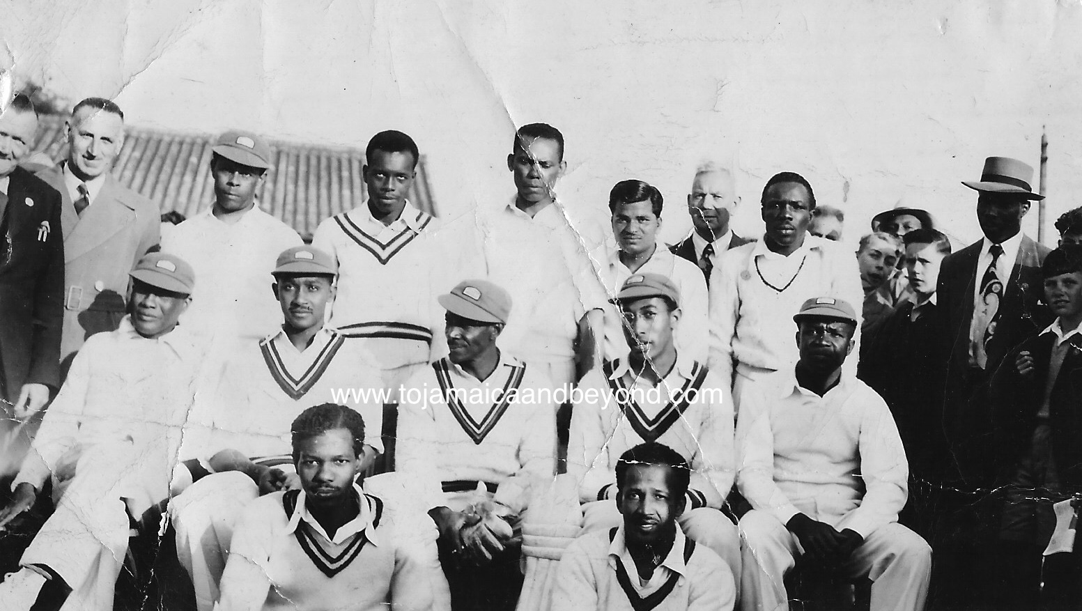 West Indian XI 1952